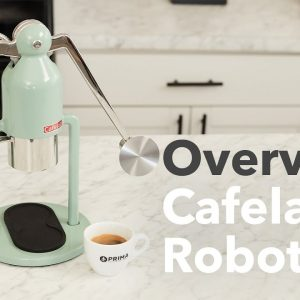 Cafelat Robot Espresso Maker Review-Good Choice?