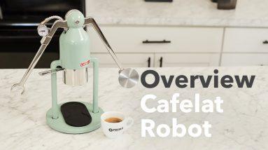 Cafelat Robot Espresso Maker Review-Good Choice?