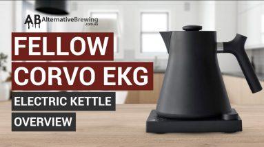Fellow Corvo EKG Electric Kettle Review