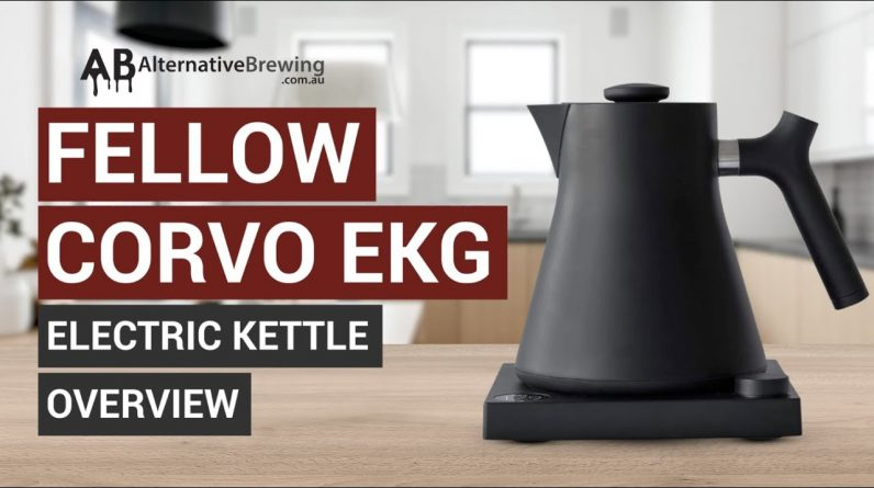 Fellow Corvo EKG Electric Kettle Review