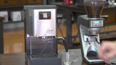 iDrinkCoffee.com Review - Gaggia Classic Espresso Machine