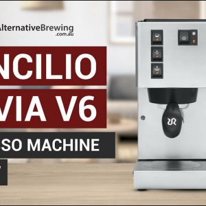 Rancilio Silvia V6 Espresso Machine Review