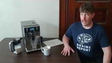 Philips Saeco Vienna Super-Automatic Espresso Machine