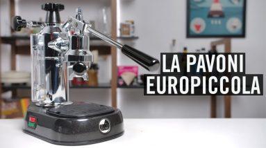 La Pavoni Europiccola Espresso Machine Review