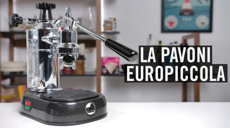 La Pavoni Europiccola Espresso Machine Review