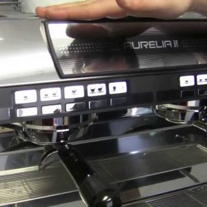 Nuova Simonelli Aurelia II Volumetric Review