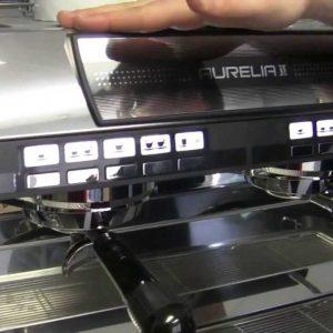 Nuova Simonelli Aurelia II Volumetric Review