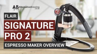 Flair Pro 2 Espresso Maker Review 2021