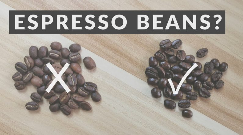 Coffee Beans Vs Espresso Beans...Crucial Differences